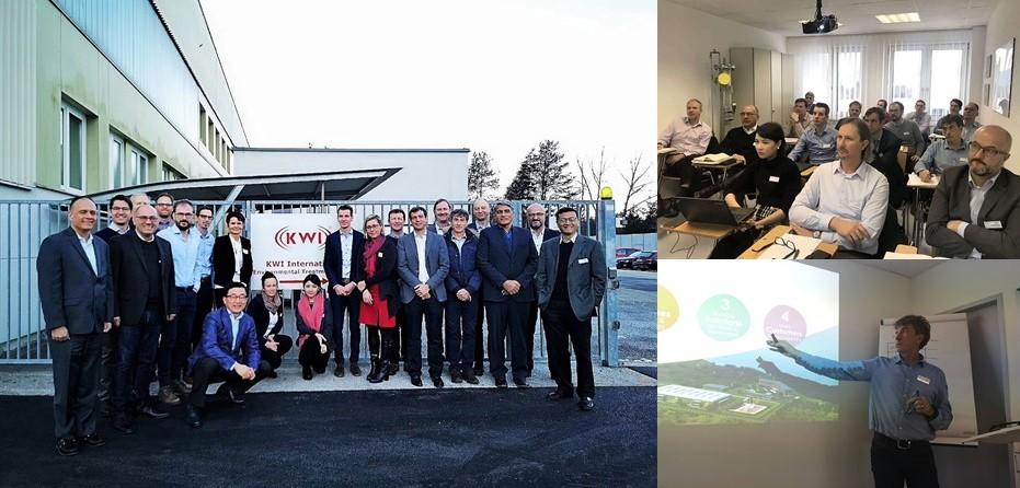 Meeting International Autriche Janvier 2019 - Photo article
